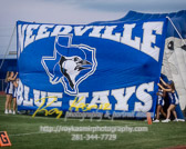 Friday night lights with Needville BlueJays vs Booker T Washington War Eagles with a final score of 61-0  To see more of the photographs I captured during this game go to http://roykasmirphotography.com/event/2017-09-15-Needville-Football/  For the photographers that want to know all the settings for this photograph, it was created 9/15/2017 7:25:45 PM Using my PENTAX K-5 set at ISO6400 with a shutter speed 1/1250 sec and an aperture of ƒ / 3.5. My lens was  at 70 mm  #bluejaystadium, #BookerTWashington, #BookerTWashingtonWarEagles, #football, #fridaynightlights, #highschoolfootball, #homecoming, #needvillebluejays, #needvillephotographer, #needvilletexas, #needvilletx, #pentax, #roykasmir, #roykasmirphotography, #texas, #texasphotographer