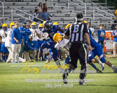 Friday night lights with Needville BlueJays vs Booker T Washington War Eagles with a final score of 61-0  To see more of the photographs I captured during this game go to http://roykasmirphotography.com/event/2017-09-15-Needville-Football/  For the photographers that want to know all the settings for this photograph, it was created 9/15/2017 7:40:23 PM Using my PENTAX K-5 set at ISO32000 with a shutter speed 1/1250 sec and an aperture of ƒ / 2.8. My lens was  at 200 mm  #bluejaystadium, #BookerTWashington, #BookerTWashingtonWarEagles, #football, #fridaynightlights, #highschoolfootball, #homecoming, #needvillebluejays, #needvillephotographer, #needvilletexas, #needvilletx, #pentax, #roykasmir, #roykasmirphotography, #texas, #texasphotographer