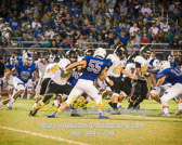 Friday night lights with Needville Blue Jays vs Sealy Tigers with a final score of 7-14  To see more of the photographs I captured during this game go to http://roykasmirphotography.com/event/2017-09-29-Needville-Football/  For the photographers that want to know all the settings for this photograph, it was created 9/29/2017 7:38:49 PM Using my PENTAX K-3 set at ISO40000 with a shutter speed 1/1250 sec and an aperture of ƒ / 2.8. My lens was  at 128 mm  #bluejaystadium, #football, #fridaynightlights, #guarantee, #highschoolfootball, #jersey, #needville, #needvillebluejays, #needvillephotographer, #needvilletexas, #needvilletx, #pentax, #roykasmirphotography, #sealy, #sealytexas, #sealytigers, #sealytx, #texasphotographer, #uniform